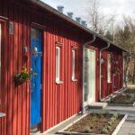 Båstad Triathlon Center i Skåne nya fina lägenheter