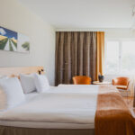 Standaard tweepersoonskamer Hotel Erisklund