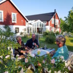 Hotel en kuuroord Lögnäs Gård Båstad 4