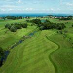 スコーネニャバナンのバスタッドゴルフクラブ