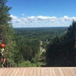 バスタッドのジップラインスポーツ&アドベンチャーキャンプ