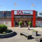 ICA Nära - Grevie på Bjäre-halvøen i Skåne