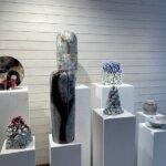 Båstad Art Gallery på Bjärehalvøen i Skåne
