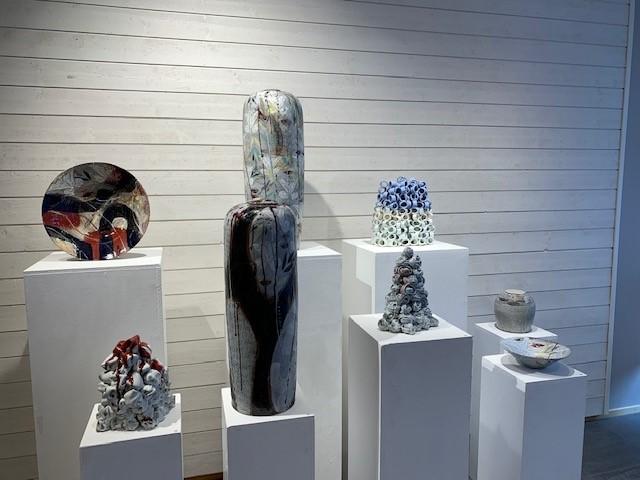 Båstad Art Gallery on the Bjäre Peninsula in Skåne