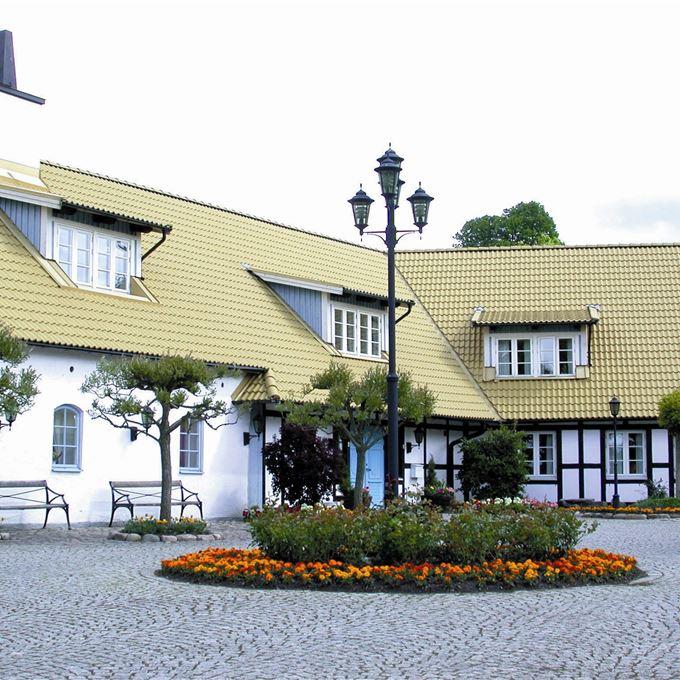 Margretetorps Gästgifvaregård Båstad Bjärehalvön