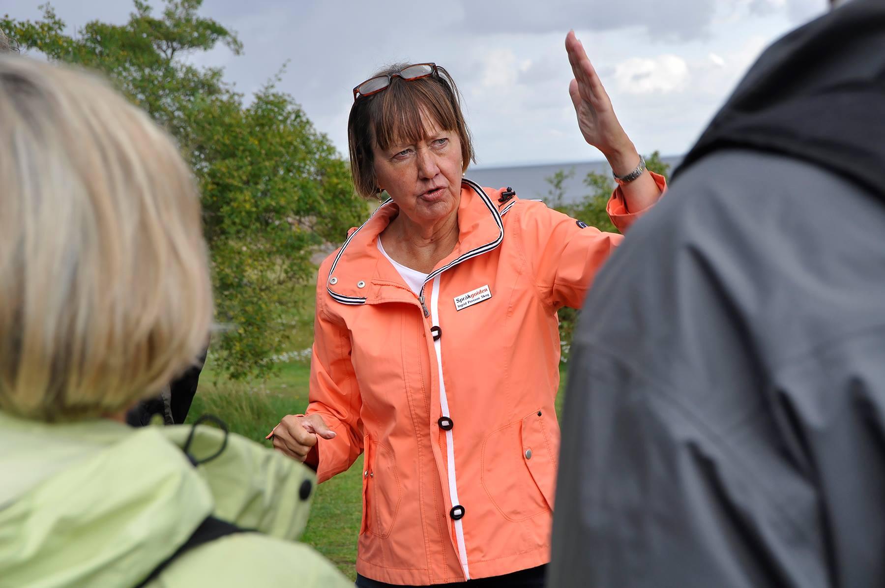 Guide Båstad Ingrid Persson Skog