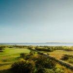 Torekovs Golfklubb i närheten av Båstad i Skåne