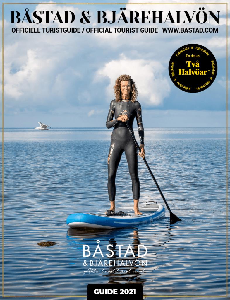 La guida Båstad & Bjärehalvön 2021 Prima pagina WEB