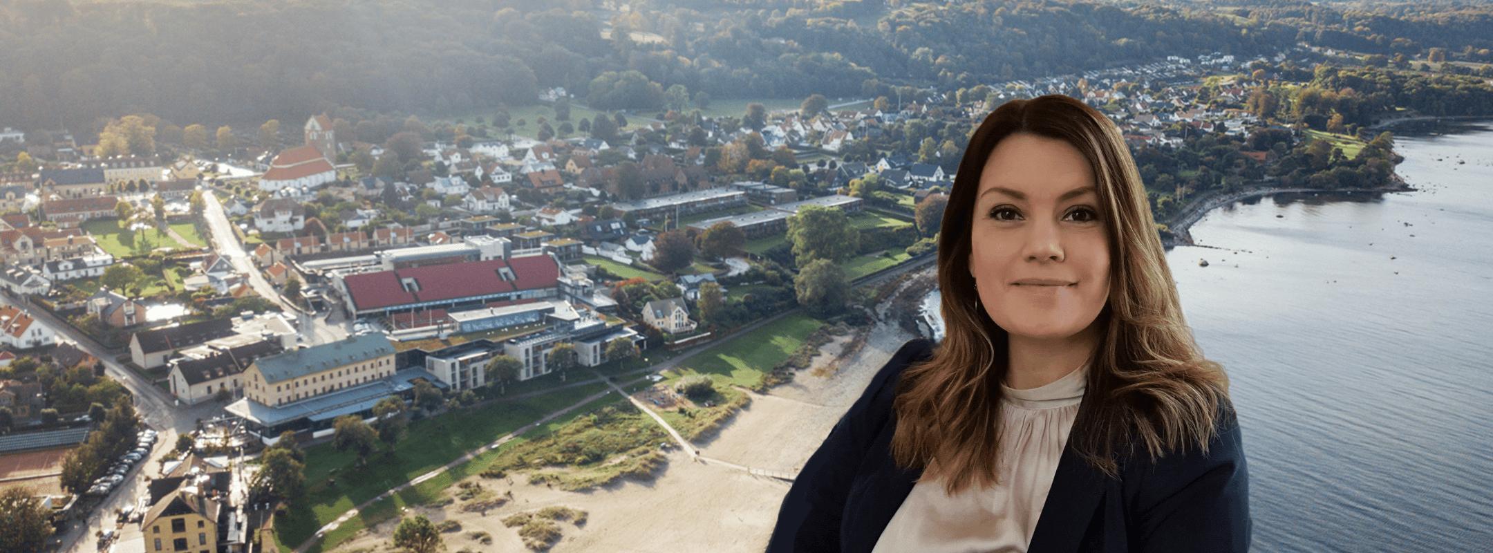 Патрисия Ханссон Бизнес-разработчик Båstad Turism & Näringsliv